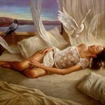 Sueños como reflejo de la vida de vigilia