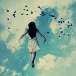 Suelo soñar con que estoy volando